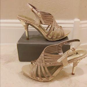 Shoes - Cinderella crystal shoe